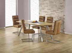 Pöytä-Beige-tyylikäs