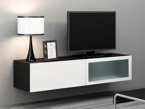 Tv-taso-musta-valkoinen